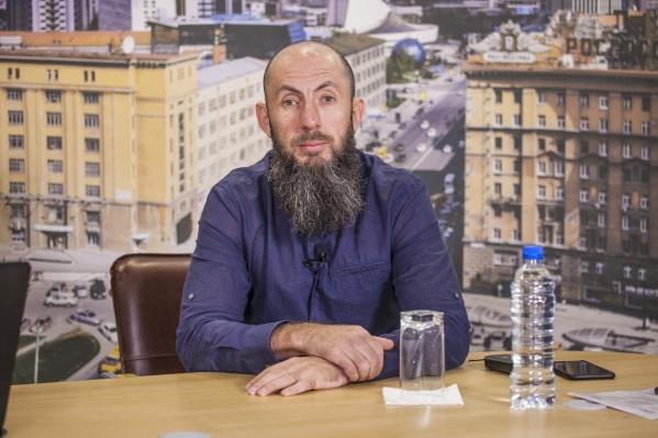 Художественный руководитель НОВАТа Владимир Кехман получил нагрудный знак «За вклад в российскую культуру»