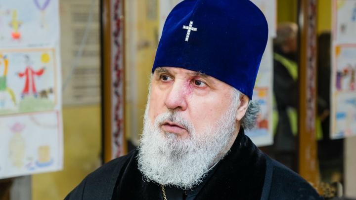 Митрополита Мефодия наградят почетным знаком «За заслуги перед Пермью» и премией в 11 500 рублей