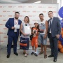 Уфимский аэропорт наградил двухмиллионного пассажира бесплатным перелётом