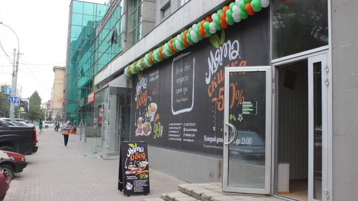 В историческом здании на Горького открылась столовая с обедами за 100 рублей