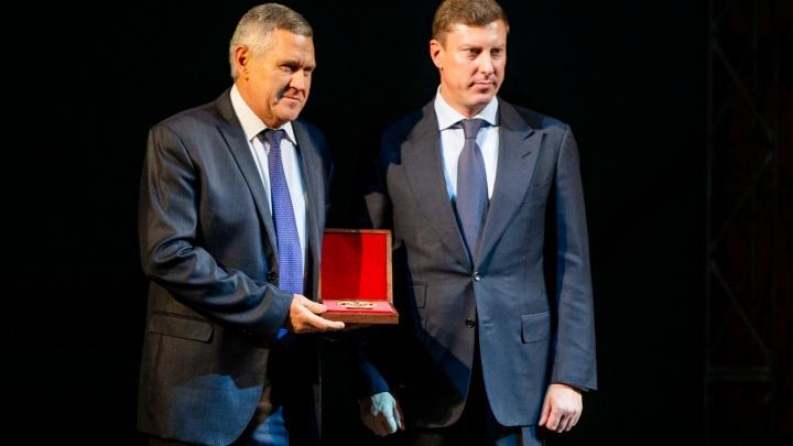 АО «ЯрЭСК» получило губернаторскую награду«Лучшее предприятие ТЭК Ярославской области»