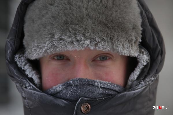 Из-за ветра и влажности на улице может казаться гораздо холоднее, чем показывает термометр