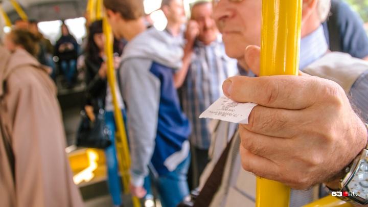 «Чтобы не было ДТП с маршрутками»: в Самаре планируют пустить новые льготные автобусы