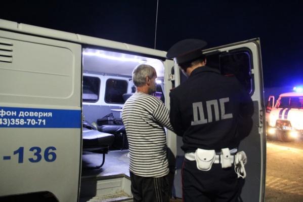 Всех пойманных в нетрезвом виде водителей ждут штрафы и лишение прав