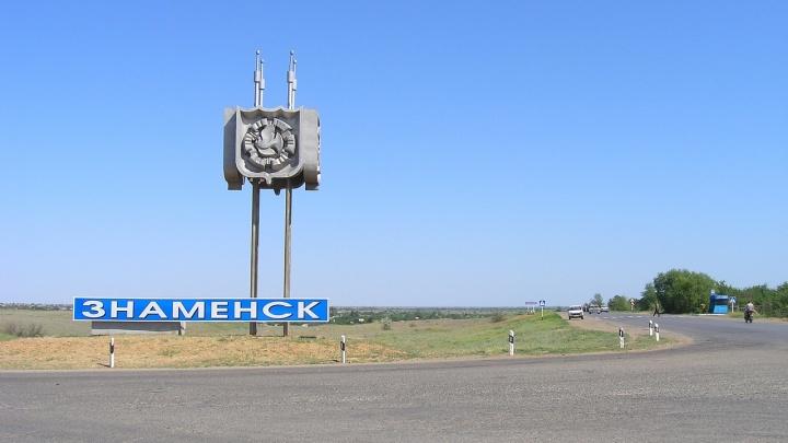 На границе Волгоградской области собираются перекрыть федеральную трассу рядом с ракетным полигоном