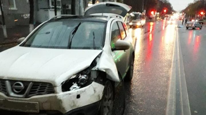 Подробности смертельной аварии в Уфе: полиция не может установить личность бабушки