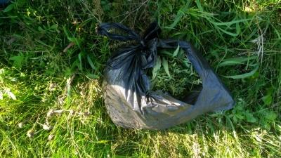 «Кепочка на глаза наехала»: у попавшего в ДТП велосипедиста изъяли пакет с марихуаной