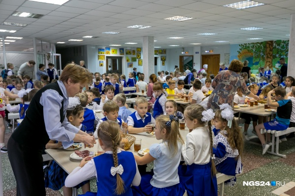 Игорь Болбат считает, что при профиците бюджета детей можно кормить бесплатно