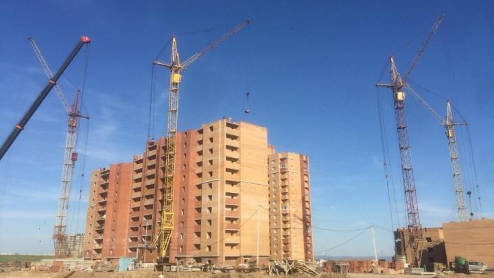 Первыми достроят дома обманутых дольщиков «Реставрации» и на Грунтовой: фонд защиты начнет работу в ноябре