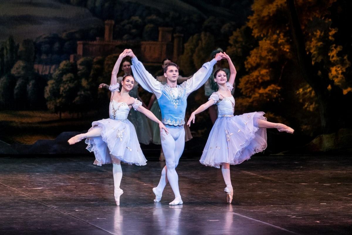 В Ростовском музыкальном театре покажут балет«Лебединое озеро»