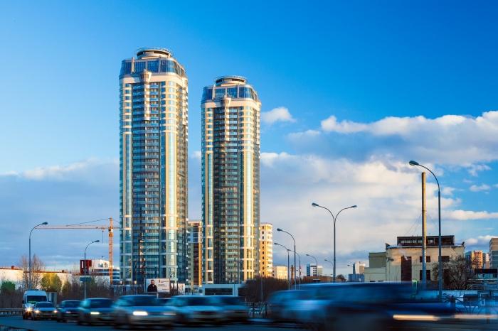 В ЖК «Чемпион Парк» более 50 вариантов планировок больших квартир