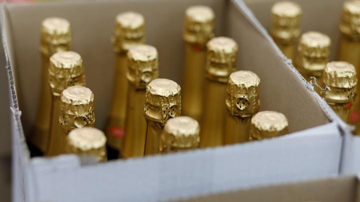 Пропили в три раза больше: в Волгоградской области горожане потратили на алкоголь больше селян