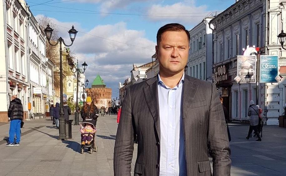 Совсем недавно Никита Исаев посетил Нижний Новгород