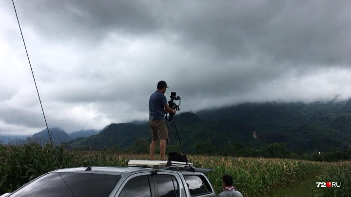 «Две недели провели в затопленной пещере»: тюменец рассказал, как в Таиланде спасают детей и тренера