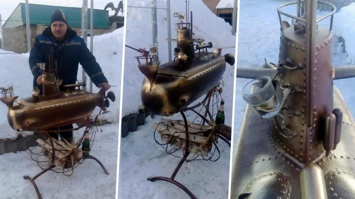 Для Питера договорились на «Аврору»: южноуральского Кулибина завалили заказами на подлодки