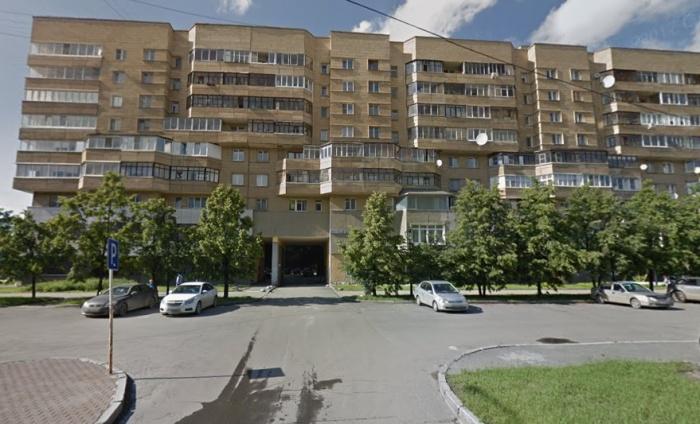 Поликлиника находится в доме № 12 на Антона Валека