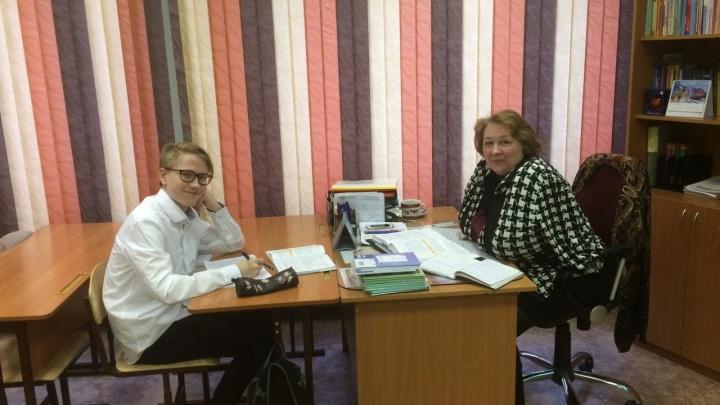В школы Красноярска пришли по 2-3 человека из класса
