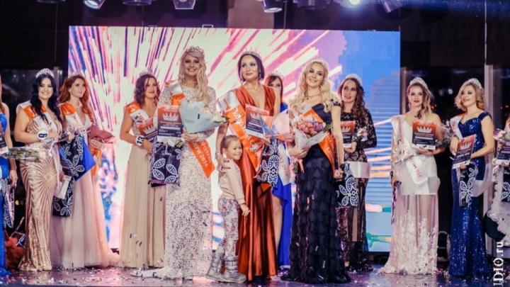 Эффектная брюнетка из Красноярска получила титул «Королева Сибири»