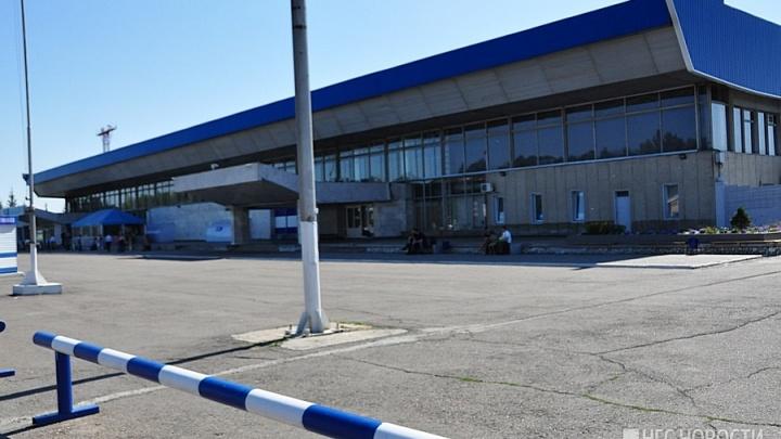 Старое здание аэропорта начали переделывать под деловой комплекс