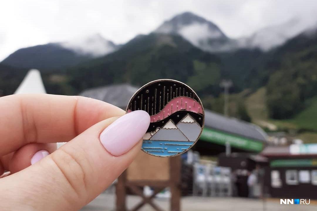 Горы прекрасны даже на картинках