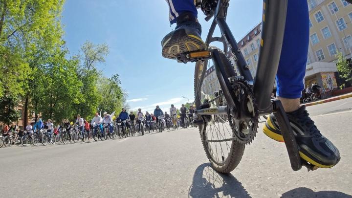 От парка «Ватан» до площади Ленина: какие улицы перекроют в «День 1000 велосипедистов» в Уфе