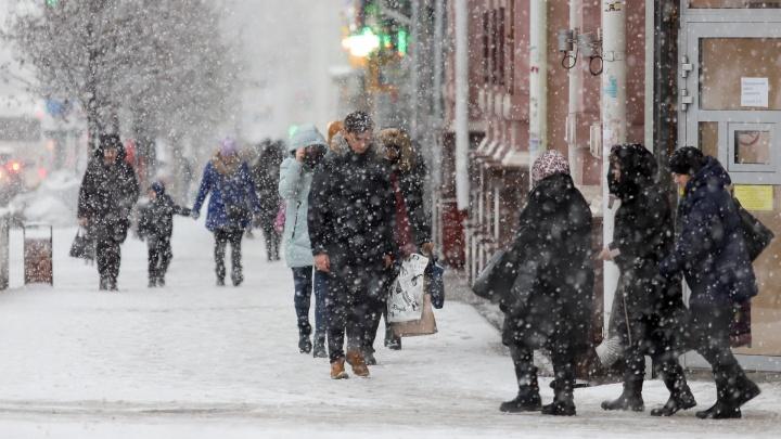 Дождь, гололед и шквальный ветер: ростовчан попросили быть осторожнее на выходных