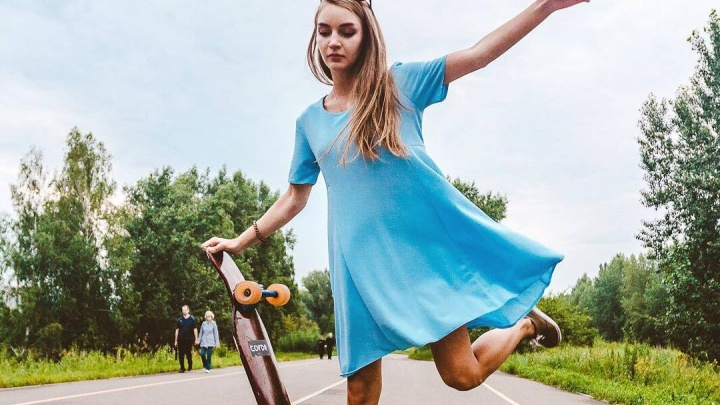 Короткие юбки и длинные прогулки: как красноярцы провели последний день лета