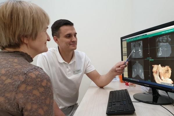 Врач выступит в роли консультанта и поможет подобрать оптимальное лечение для пациента