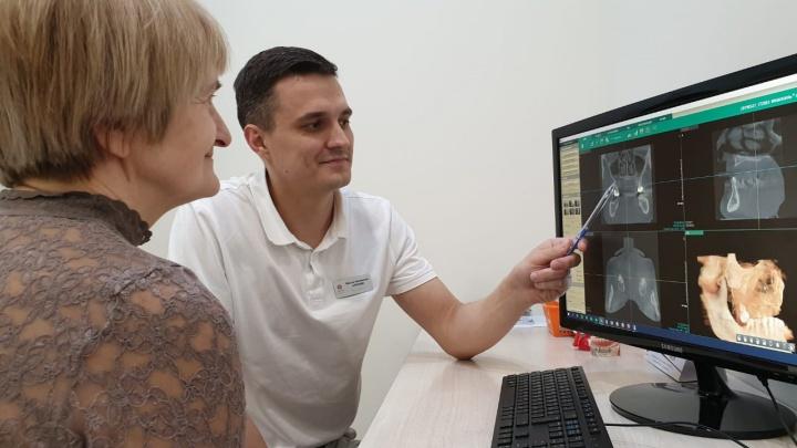Первый прием в«Гранате»бесплатный: стоматологи помогут грамотно подойти к лечению