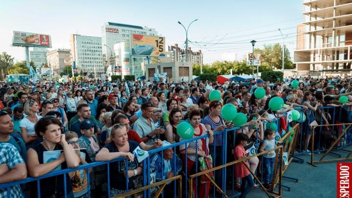 «Ретро FM» и Татьяна Овсиенко устроят концерт в воскресенье на Красном проспекте