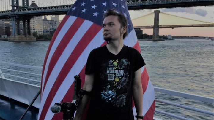 «Я жил будто в шкафу богатых людей».История журналиста из Екатеринбурга, переехавшего в США