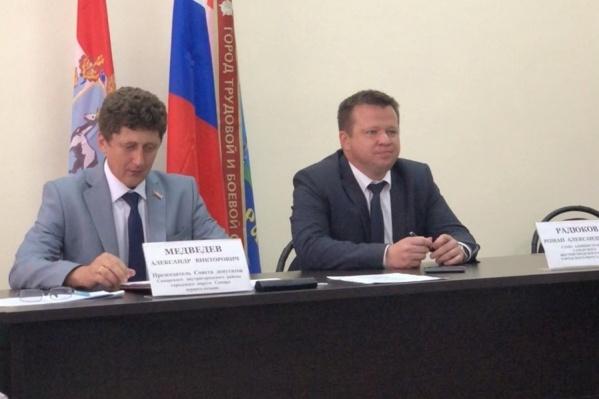 Пост занял заместитель главы администрации Самарского районаРоман Радюков