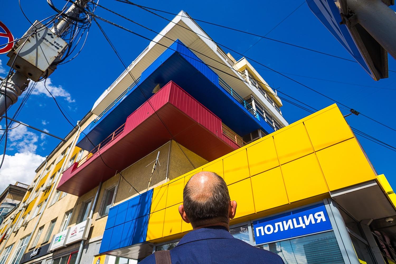 Архитекторы всего мира ценят конструктивизм просто за то, что он был