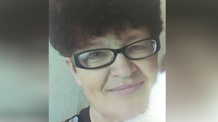 В Уфе разыскивают 64-летнюю женщину в чёрном берете