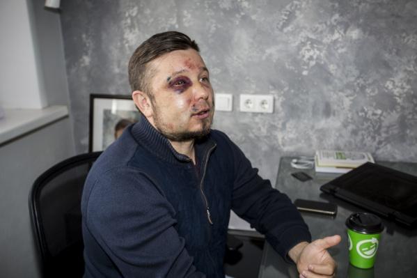В новосибирском ОНФ заявили, что избиение члена их регионального штаба с деятельностью ОНФ вряд ли связано