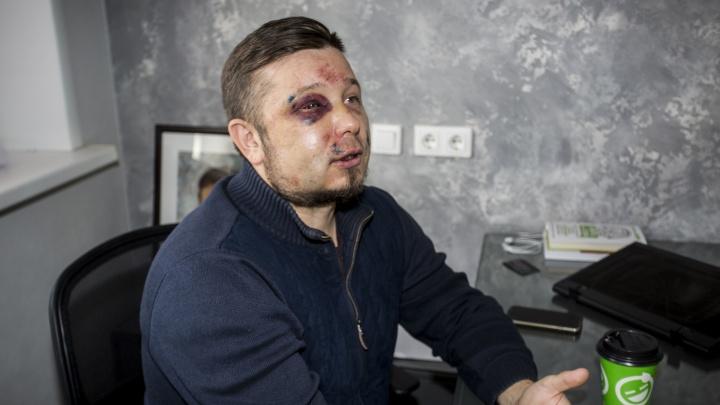 В региональном исполкоме ОНФ прокомментировали жестокое избиение члена их штаба Андрея Радаева