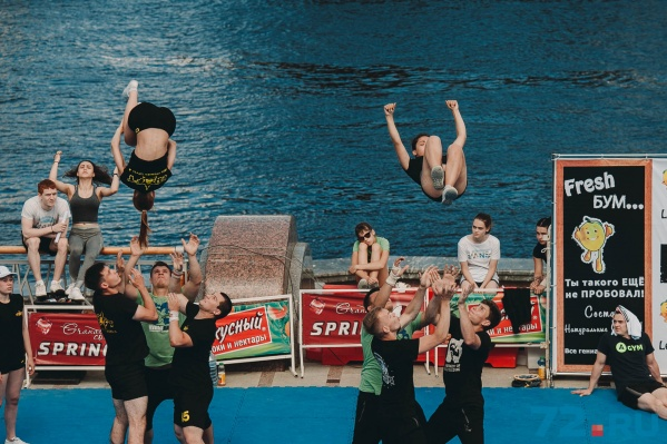 В Тюмени пройдет фестиваль по экстремальным видам спорта