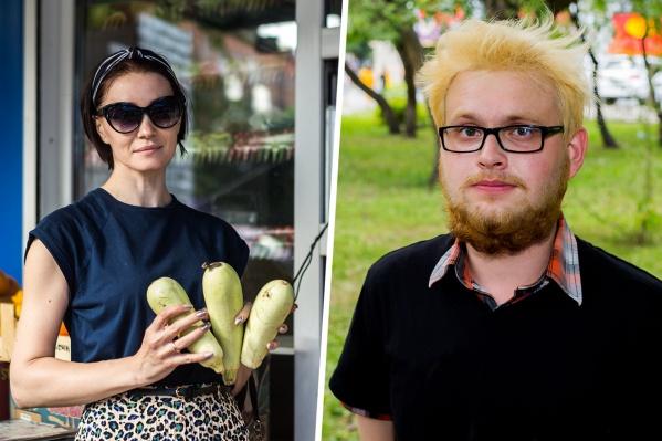Некоторые новосибирцы сами покупают кабачки: сейчас цена за килограмм — в среднем 50 рублей