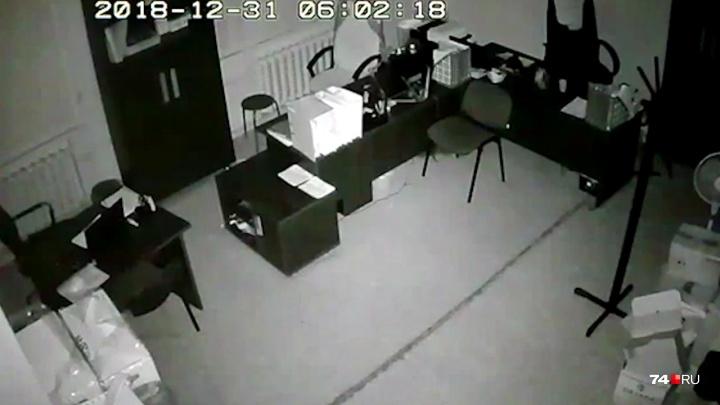 Вспышка в 6:02: момент взрыва в доме Магнитогорска попал на видео