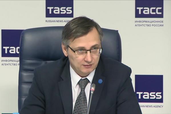 Прежде Андрей Даниленко работал заместителем руководителя Верхне-Обского бассейнового водного управления