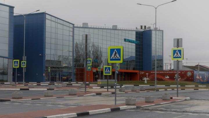 Первый прямой авиарейс Волгоград — Челябинск прибыл с опозданием