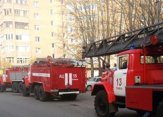 Из многоэтажки на Олимпийской эвакуировали 24 человека из-за пожара на шестом этаже