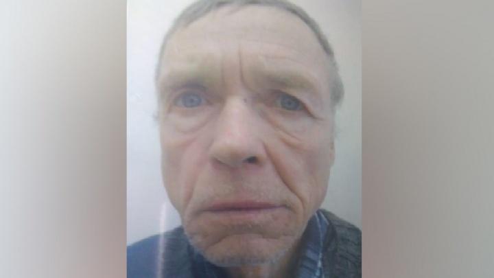 В Екатеринбурге разыскивают дедушку-инвалида, который ушел из больницы