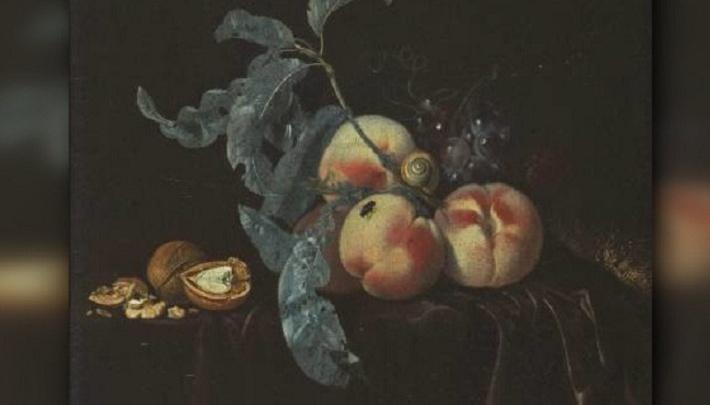 Потрогай натюрморт: в Пермской галерее появилась первая тактильная копия картины