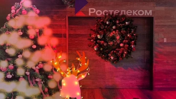 «Ростелеком» Wink провел в Красноярске первый специальный кинопоказ