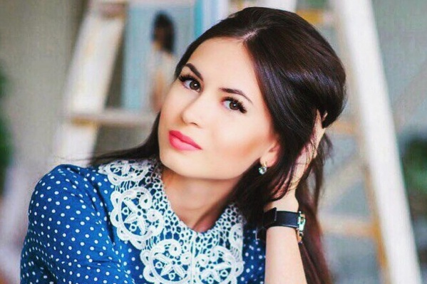 Кристина Ларченко учится в СФУ на журналиста