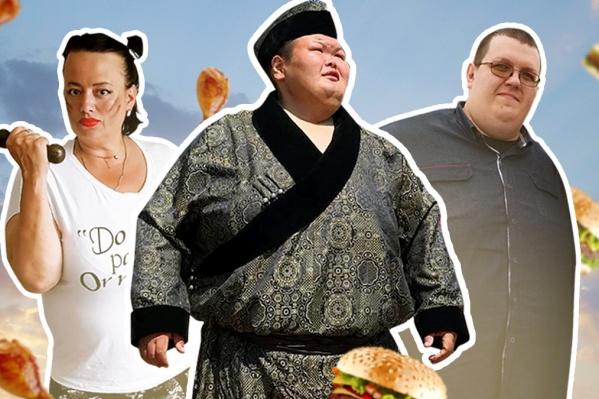 Амбассадоры диеты готовы к бою
