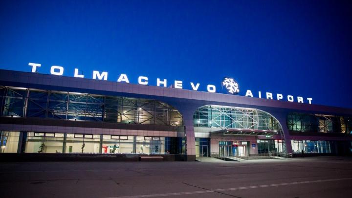Полиция назвала причину ночного переполоха в аэропорту Толмачёво
