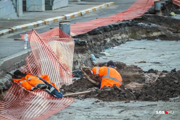 Из-за ремонтных работ на месяц перекроют часть дорог под Морозовском