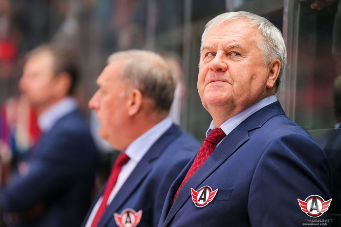 Владимир Крикунов больше не будет тренировать «Автомобилист»